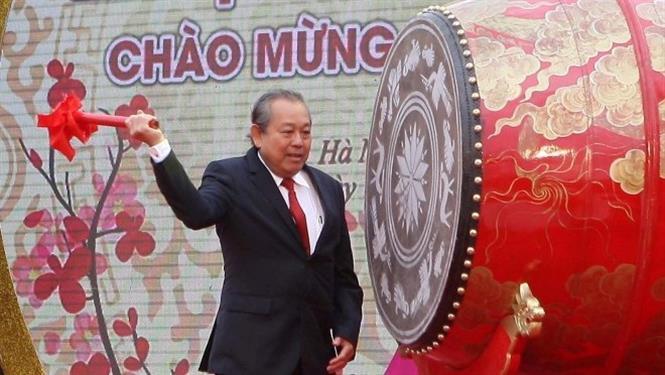 Chùa Tam Chúc Ba Sao Hà Nam: Thông Tấn Xã Việt Nam (TTXVN