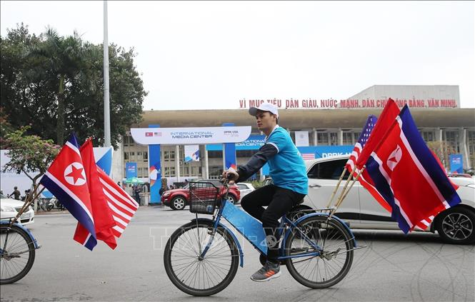 US-DPRK Summit 2019: Hanoi streets decorated for second DPRK-USA