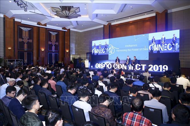 Hà Nội: Chương trình Cisco Kết nối Việt Nam 2019 - Ảnh thời