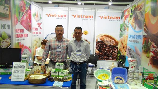 Vietnamese products introduced at RoK import fair - VNA