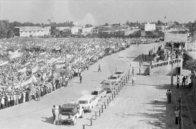 Kỷ Niệm 45 Năm Ngay Giải Phong Hoan Toan Miền Nam Thống Nhất đất Nước 30 4 1975 30 4 2020 Chiến Dịch Huế đa Nẵng Tạo đa Cho Chiến Dịch Hồ Chi Minh