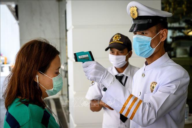 Thái Lan xác nhận số ca nhiễm mới COVID-19 trong ngày cao kỷ lục - Ảnh thời sự quốc tế - Văn hóa xã hội - Thông tấn xã Việt Nam (TTXVN)